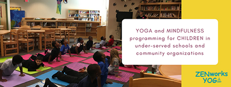 photo of children doing yoga