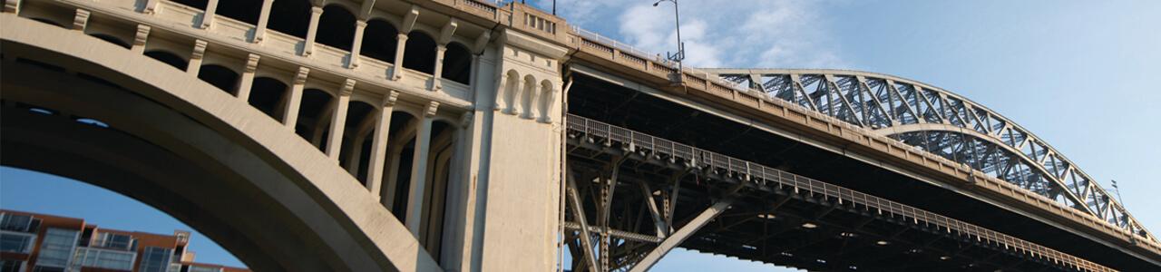 City of Cleveland Bridge