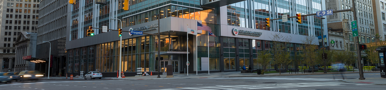Cuyahoga County Headquarters Building